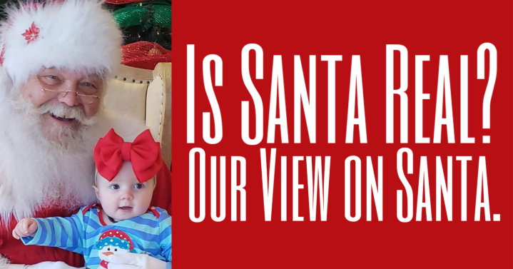 Is Santa Real? Our View on Santa.